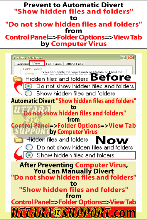 prevent to automatic divert show hidden files and folders to do not show hidden files and folders from folder   options by computer virus, folder option, folder options, show hidden files and folders, do not show hidden files and folders, show hidden files and folders to do not   show hidden files and folders, divert show hidden files and folders to do not show hidden files and folders, prevent to automatic divert show hidden files and folders   to do not show hidden files and folders, show hidden files folder options, do not show hidden files and folders folder options