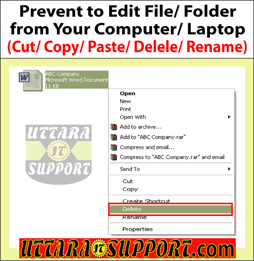 prevent to edit file or folder from your computer or laptop, edit file, edit folder, prevent to edit file, prevent to edit folder, prevent to edit file from your computer, prevent to edit folder from your computer, prevent to edit file from your laptop, prevent to edit folder from your laptop