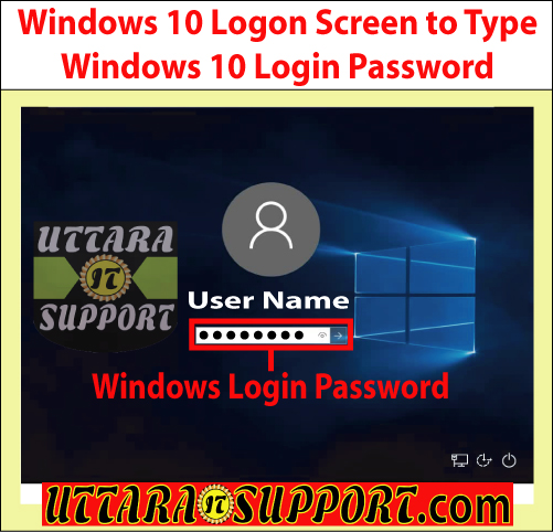 windows 10 logon screen to type windows 10 login password, windows 10, logon screen, windows 10 logon screen, windows 10 login password, type windows 10 login password