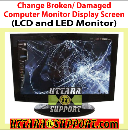 change broken or damaged computer monitor display screen, change broken computer monitor display, change broken computer monitor display screen, change damaged computer monitor display, change damaged computer monitor display screen, repair broken computer monitor display, repair broken computer monitor display screen, repair damaged computer monitor display, repair damaged computer monitor display screen