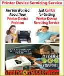 Printer Device Servicing Service