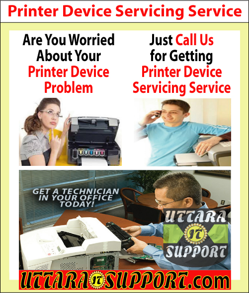 Printer Device Servicing Service