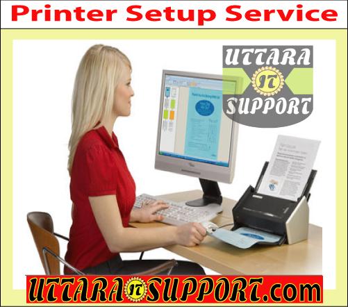 Printer Setup Service