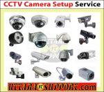 CCTV Camera Setup Service